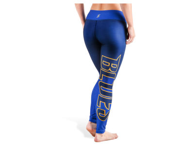St. Louis Blues La Tilda NHL Women's Gradient Leggings