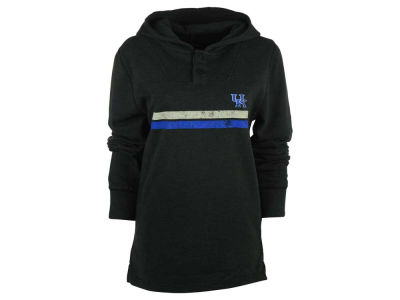 Kentucky Wildcats NCAA Men's Wayfarer Screened Stripes Pullover Hoodie