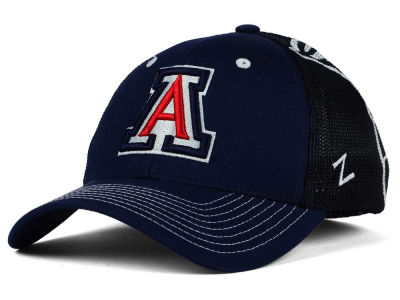 Arizona Wildcats Zephyr NCAA Screenplay Flex Hat