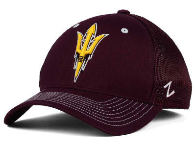 Arizona State Sun Devils Zephyr NCAA Screenplay Flex Hat