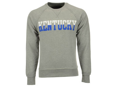 Kentucky Wildcats NCAA Men's Jonah 2 Layer Applique Crew Fleece Sweatshirt