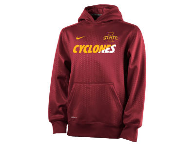 Iowa State Cyclones Nike NCAA Youth Sideline KO Hoodie