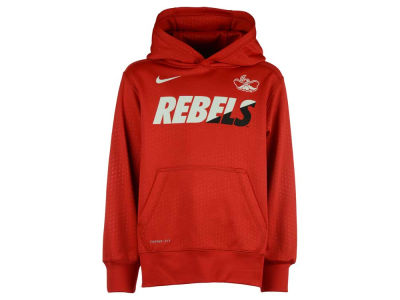 UNLV Runnin Rebels Nike NCAA Youth Sideline KO Hoodie