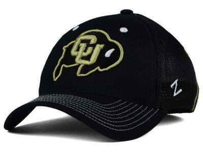 Colorado Buffaloes Zephyr NCAA Screenplay Flex Hat