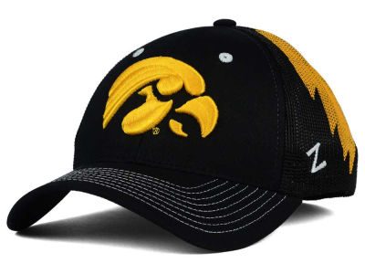 Iowa Hawkeyes Zephyr NCAA Screenplay Flex Hat