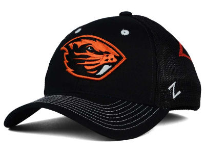 Oregon State Beavers Zephyr NCAA Screenplay Flex Hat