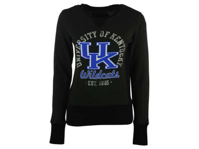 Kentucky Wildcats NCAA Women's Est. Date Cali Crew Fleece Sweatshirt