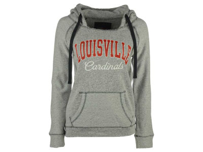 Louisville Cardinals NCAA Women's Horizon Arch Hoodie
