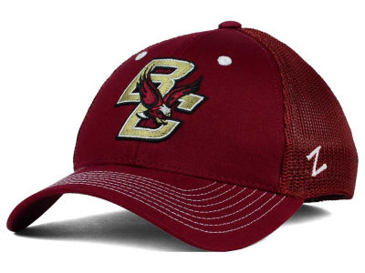 Boston College Eagles Zephyr NCAA Screenplay Flex Hat