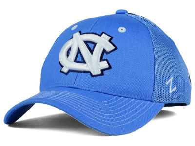 North Carolina Tar Heels Zephyr NCAA Screenplay Flex Hat