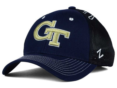 Georgia-Tech Zephyr NCAA Screenplay Flex Hat