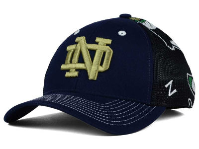 Notre Dame Fighting Irish Zephyr NCAA Screenplay Flex Hat
