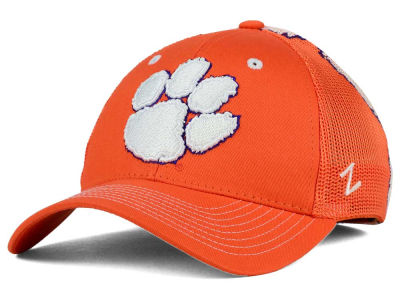 Clemson Tigers Zephyr NCAA Screenplay Flex Hat
