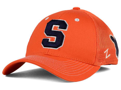 Syracuse Orange Zephyr NCAA Screenplay Flex Hat