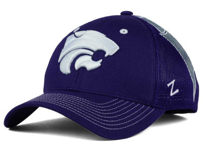 Kansas State Wildcats Zephyr NCAA Screenplay Flex Hat