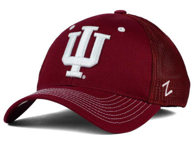 Indiana Hoosiers Zephyr NCAA Screenplay Flex Hat