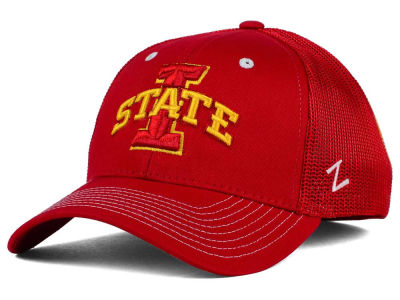 Iowa State Cyclones Zephyr NCAA Screenplay Flex Hat