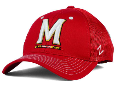 Maryland Terrapins Zephyr NCAA Screenplay Flex Hat