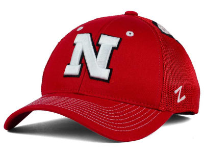 Nebraska Cornhuskers Zephyr NCAA Screenplay Flex Hat