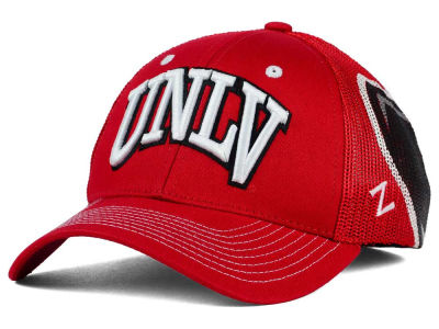 UNLV Runnin Rebels Zephyr NCAA Screenplay Flex Hat