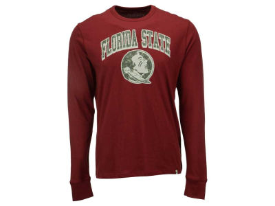 Florida State Seminoles '47 NCAA Men's OHT Long Sleeve Flanker MVP T-Shirt