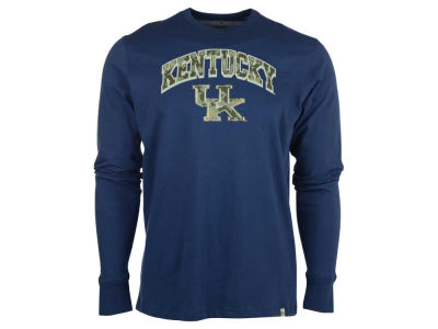 Kentucky Wildcats '47 NCAA Men's OHT Long Sleeve Flanker MVP T-Shirt