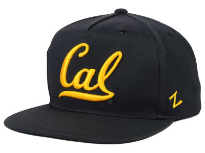 California Golden Bears Zephyr NCAA Gridiron Snapback Hat