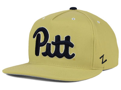 Pittsburgh Panthers Zephyr NCAA Gridiron Snapback Hat