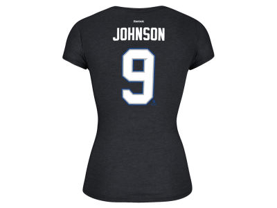 Tampa Bay Lightning Tyler Johnson Reebok NHL Women's Player V-Neck T-Shirt
