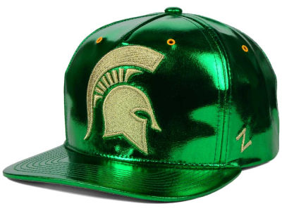 Michigan State Spartans Zephyr NCAA Gridiron Snapback Hat