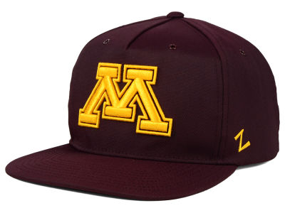 Minnesota Golden Gophers Zephyr NCAA Gridiron Snapback Hat