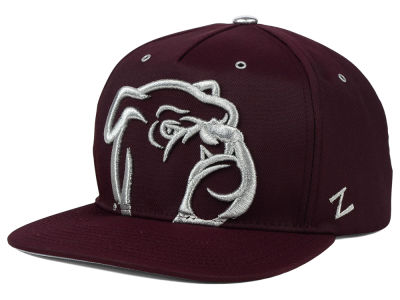 Mississippi State Bulldogs Zephyr NCAA Gridiron Snapback Hat