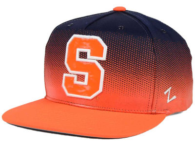 Syracuse Orange Zephyr NCAA Gridiron Snapback Hat