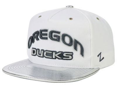 Oregon Ducks Zephyr NCAA Gridiron Snapback Hat