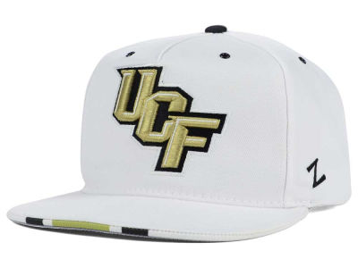 University of Central Florida Knights Zephyr NCAA Gridiron Snapback Hat