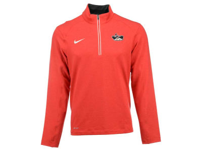 UNLV Runnin Rebels Nike NCAA Men's Game Day Half Zip Knit Pullover