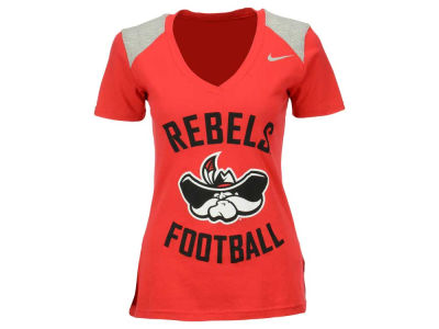 UNLV Runnin Rebels Nike NCAA Women's Stadium Football T-Shirt