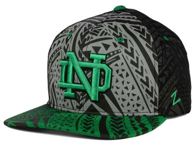 Notre Dame Fighting Irish Zephyr NCAA Kahuku Snapback Hat
