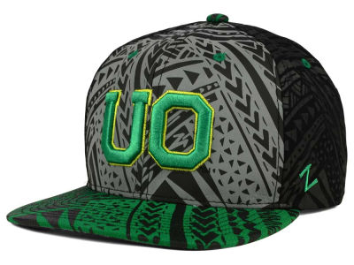 Oregon Ducks Zephyr NCAA Kahuku Snapback Hat