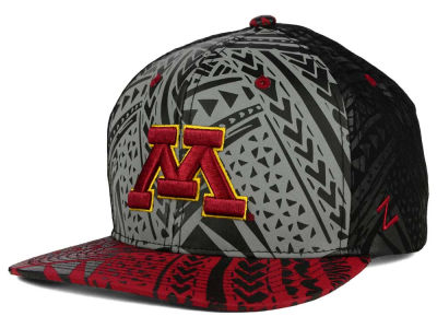 Minnesota Golden Gophers Zephyr NCAA Kahuku Snapback Hat