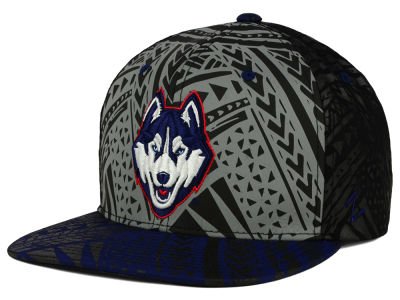 Connecticut Huskies Zephyr NCAA Kahuku Snapback Hat