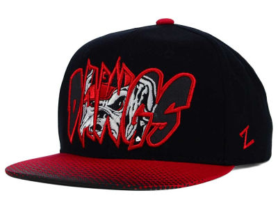 Georgia Bulldogs Zephyr NCAA Youth Graffiti Hat