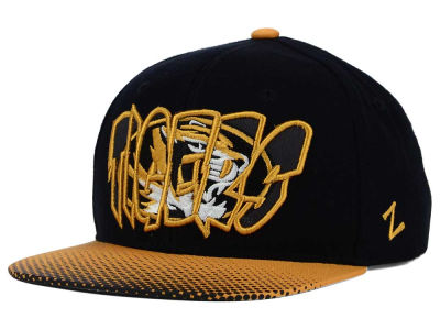 Missouri Tigers Zephyr NCAA Youth Graffiti Hat