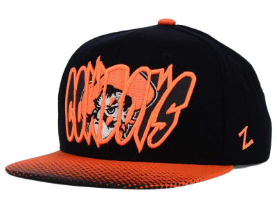 Oklahoma State Cowboys Zephyr NCAA Youth Graffiti Hat