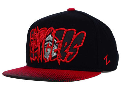 Rutgers Scarlet Knights Zephyr NCAA Youth Graffiti Hat