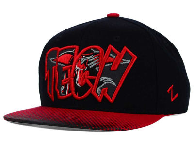 Texas Tech Red Raiders Zephyr NCAA Youth Graffiti Hat
