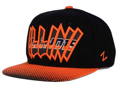 Illinois Fighting Illini Zephyr NCAA Youth Graffiti Hat