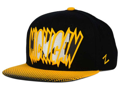 Michigan Wolverines Zephyr NCAA Youth Graffiti Hat