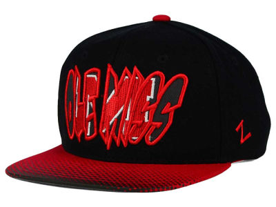 Ole Miss Rebels Zephyr NCAA Youth Graffiti Hat