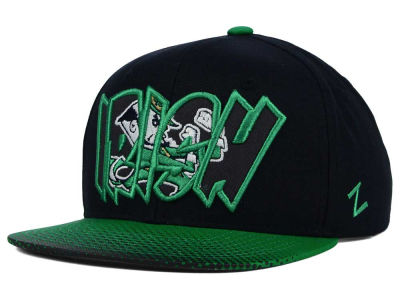 Notre Dame Fighting Irish Zephyr NCAA Youth Graffiti Hat